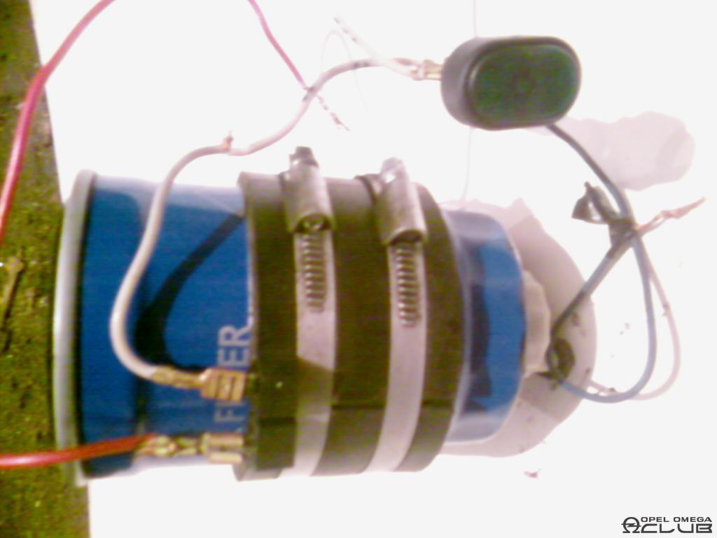 Подогреватель топливного фильтра своими руками