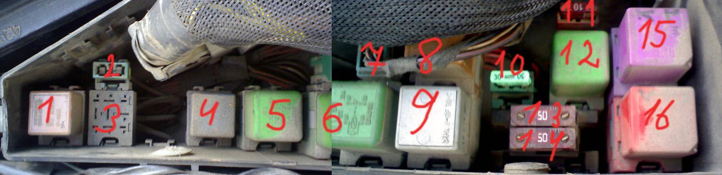 не работает вентилятор радиатора опель омега б