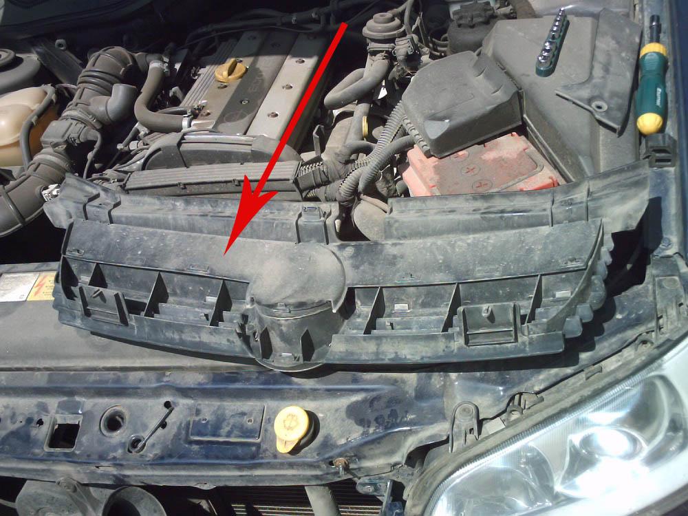 не показывает температуру двигателя опель омега b